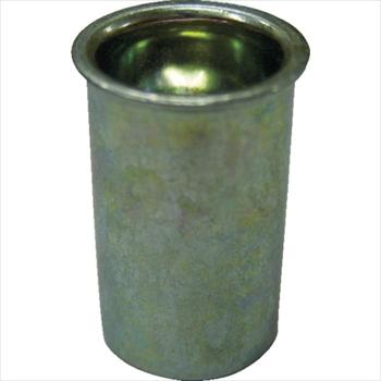 (株)ロブテックス エビ ナット Kタイプ アルミニウム 4-2.5 (1000個入) [ NAK425M ]