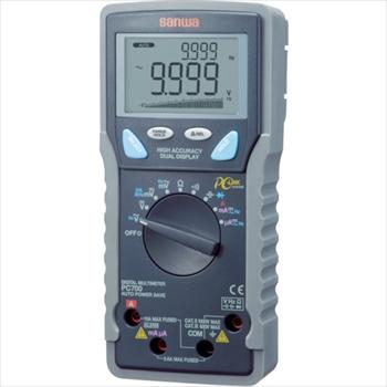 三和電気計器(株) SANWA デジタルマルチメータ パソコン接続型 [ PC700 ]