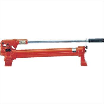 (株)マサダ製作所 マサダ 2スピード手動油圧ポンプ 700CC [ MP1W ]