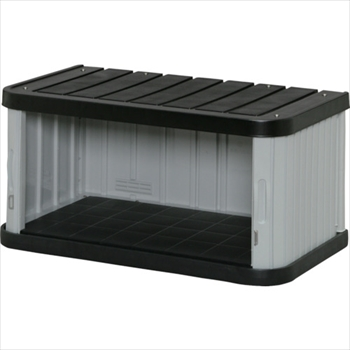 アイリスオーヤマ(株) IRIS ミニロッカー ML-450V ブラック/グレー [ ML450VBG ]