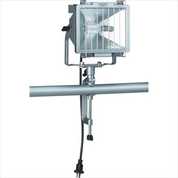 (株)ハタヤリミテッド ハタヤ 防雨型ハロゲンライト 500W 100V電線5m バイス付 [ PH505N ]