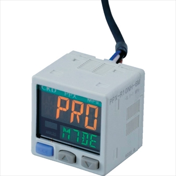 CKD(株) CKD デジタル圧力センサ [ PPXR01P6M ]