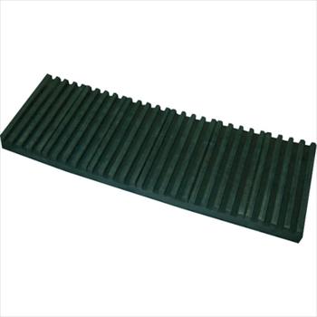 トラスコ中山(株) TRUSCO 防振パット 耐熱・耐油性 ベルトタイプ 15X300X1000 [ OHL15300CR ]