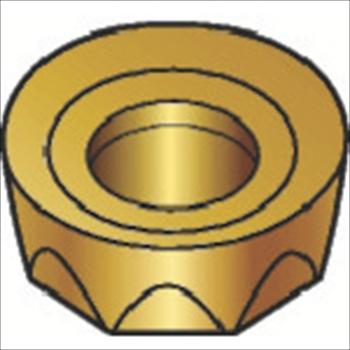 サンドビック(株)コロマントカンパニー サンドビック コロミル200用チップ 1010 [ RCHT10T3M0PL ]【 10個セット 】