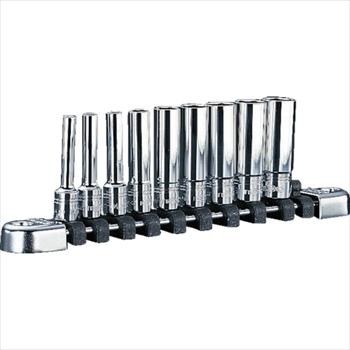 京都機械工具(株) ネプロス 6.3sq.ディープソケットセット[9コ組] [ NTB2L09A ]