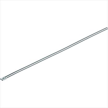 パンドウイットコーポレーション パンドウイット MLT ナイロン11コーティング ステンレススチールバンド SUS316 幅7.9mm 長さ681mm 50本入り MLTC8H-LP316 [ MLTC8HLP316 ]