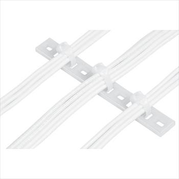 パンドウイットコーポレーション パンドウイット 固定具 マルチタイプレート (100個入) [ MTP4SE10C ]