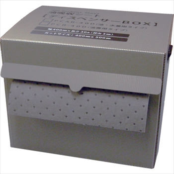 JOHNAN(株) JOHNAN 油吸収材アブラトール ディスペンサーボックス入り (1個入) [ PCAR40D ]