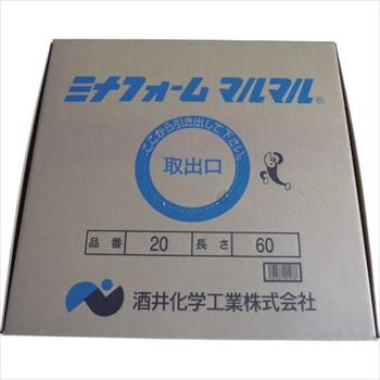 酒井化学工業(株) ミナ ミナフォームマルマル25mmφ×2m (100本入) [ MM25 ]