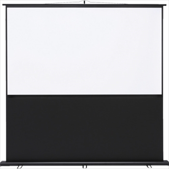 サンワサプライ(株) SANWA プロジェクタースクリーン 床置き式 [ PRSY80HD ]