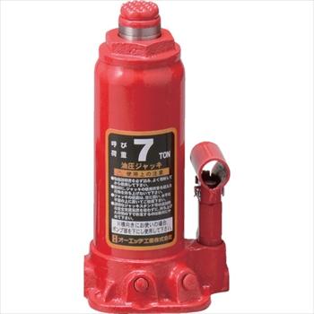 オーエッチ工業(株) OH 油圧ジャッキ 7T [ OJ7T ]