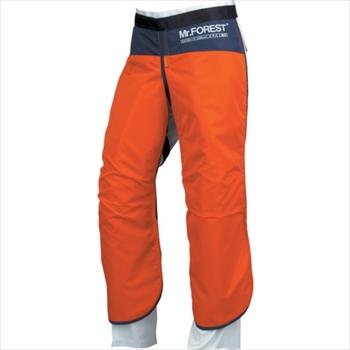 (株)マックス マックス Mr.FOREST 防護チャップス オレンジ LLサイズ [ MT536ORLL ]