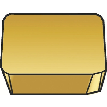 サンドビック(株)コロマントカンパニー サンドビック フライスカッター用チップ 530 [ SPKN1203EDR ]【 10個セット 】