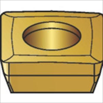 サンドビック(株)コロマントカンパニー サンドビック U-Max面取りエンドミル用チップ H13A [ SPMT120408WH ]【 10個セット 】