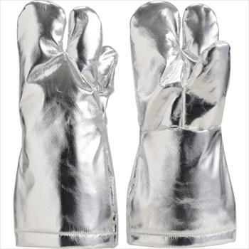 トラスコ中山(株) TRUSCO 遮熱保護具3本指手袋 フリーサイズ [ SLAT3 ]