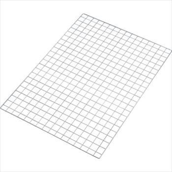 トラスコ中山(株) TRUSCO ステンレス製バックネット 1700X539 [ SESS1760 ]