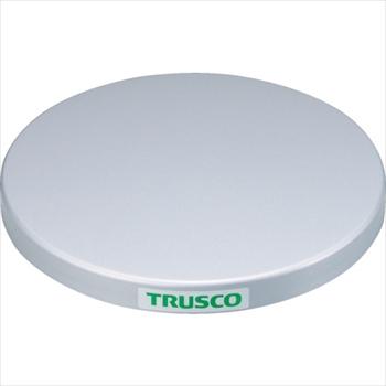 トラスコ中山(株) TRUSCO 回転台 100Kg型 Φ400 スチール天板 [ TC4010F ]