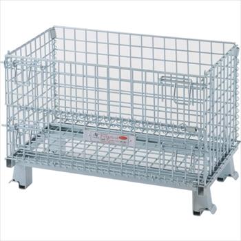 (株)テイモー テイモー ボックスパレット標準型 500×800×542 800kg [ 508H ]