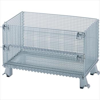 (株)テイモー テイモー ボックスパレット準標準型 500×800×530 500kg [ 508S ]