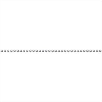 (株)ニッサチェイン ニッサチェイン ステンレスボールチェイン 4.5mm×30m [ SB45 ]