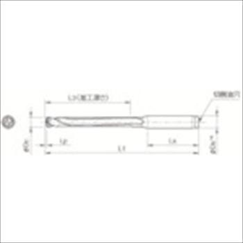 京セラ(株) 京セラ ドリル用ホルダ [ SS14DRC125M8 ]