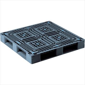 三甲(株) サンコー プラスチックパレット D4ー1111ー2S [ SKD411112SBK ]