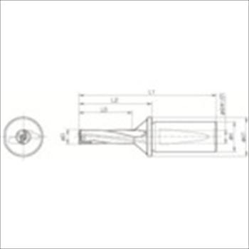 京セラ(株) 京セラ ドリル用ホルダ [ S20DRS10537 ]