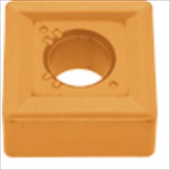 (株)タンガロイ タンガロイ 旋削用M級ネガTACチップ COAT [ SNMG250724 ]【 10個セット 】