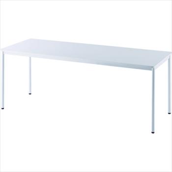 アール・エフ・ヤマカワ(株) アールエフヤマカワ RFシンプルテーブル W1800×D700 ホワイト [ RFSPT1870WH ]