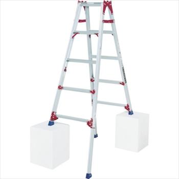 (株)ピカコーポレイション ピカ 四脚アジャスト式脚立すぐノビSCP型 [ SCP150L ]