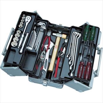 京都機械工具(株) KTC 工具セット(インダストリアルモデル) [ SK4411WM ]