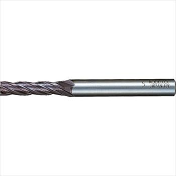 三菱マテリアル(株) 三菱K 超硬ミラクルエンドミル4.5mm[ VC4JCD0450 ]