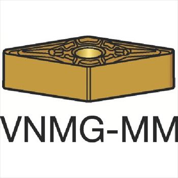 サンドビック(株)コロマントカンパニー サンドビック T-Max P 旋削用ネガ・チップ 2025[ VNMG160408MM ]【 10個セット 】