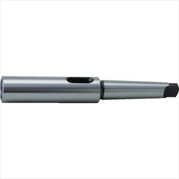 トラスコ中山(株) TRUSCO ドリルソケット焼入内径MT-3外径MT-3研磨品 [ TDC33Y ]