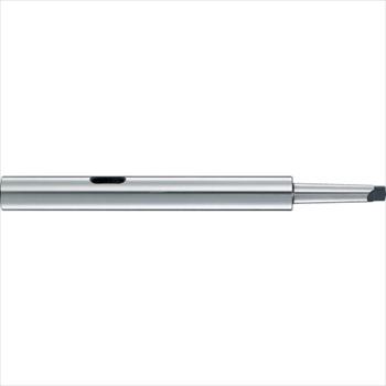 トラスコ中山(株) TRUSCO ドリルソケット焼入研磨品 ロング MT2XMT2 首下200mm [ TDCL22200 ]