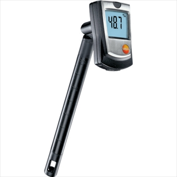 (株)テストー テストー スティック型温湿度計 [ TESTO605H1 ]