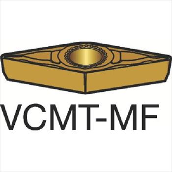 サンドビック(株)コロマントカンパニー サンドビック コロターン107 旋削用ポジ・チップ 1125[ VCMT110304MF ]【 10個セット 】