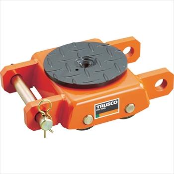 低価格の ]:ダイレクトコム ~ProTool館~ TRUSCO オレンジローラー ウレタン車輪付 標準型 2TON[ トラスコ中山(株) TUW2S-DIY・工具