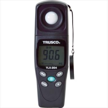 トラスコ中山(株) TRUSCO デジタル照度計 [ TLX204 ]