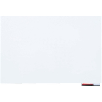 トラスコ中山(株) TRUSCO 吸着ホワイトボードシート 900×1200×1.0[ TWKS90120 ]