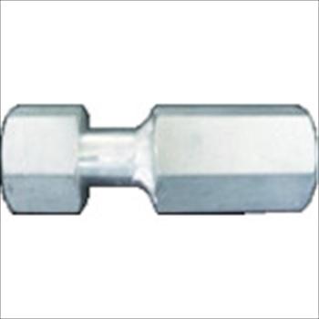 ヤマト産業(株) ヤマト 高圧継手(メス×メス 袋ナットタイプ) TS144[ TS144 ]
