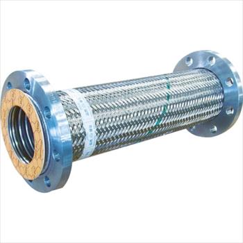 トーフレ(株) トーフレ フランジ無溶接型フレキ 10K SS400 100AX800L [ TF23100800 ]