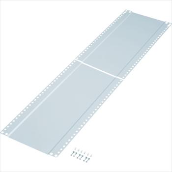 トラスコ中山(株) TRUSCO 軽量150型ボルトレス棚用側板 450XH2400 [ TLAG8S ]