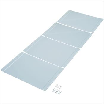 トラスコ中山(株) TRUSCO 軽量150型ボルトレス棚用背板 1500XH2400 [ TLAS85 ]