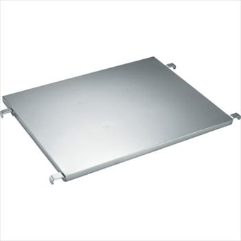 トラスコ中山(株) TRUSCO ステンレスハイテナー用中間棚板 800X600 [ THT1S ]