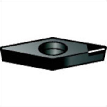 サンドビック(株)コロマントカンパニー サンドビック コロターン107 旋削用ダイヤモンドポジ・チップ CD10[ VCMW160404FP ]【 5個セット 】