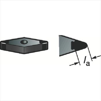 サンドビック(株)コロマントカンパニー サンドビック T-Max 旋削用セラミックチップ 6050[ VNGA160404S01525 ]【 10個セット 】