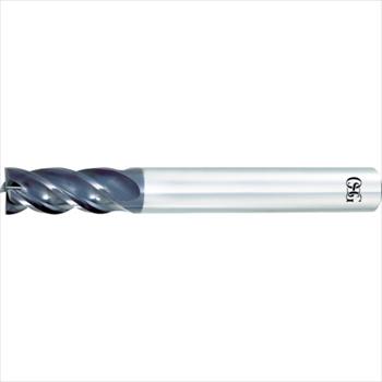オーエスジー(株) OSG 超硬エンドミル4刃ショート形(防振型多機能) 8529100[ UPPHS10 ]