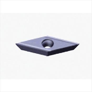 (株)タンガロイ タンガロイ 旋削用G級ポジTACチップ SH730[ VPET110301MFLJPP ]【 10個セット 】