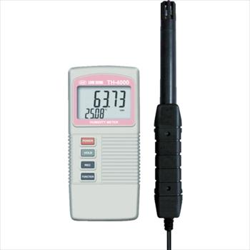 ライン精機(株) ライン精機 デジタル温湿度計 [ TH4000 ]